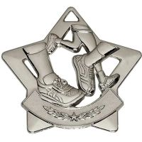 Mini Star Running Medal</br>AM724S